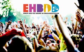 Training Hulpverlener EHBDD (Eerste Hulp Bij Drank en Drugsongevallen) DIVERSE LOCATIES