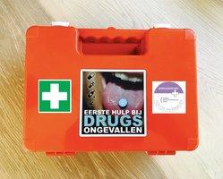 EHBDD (Eerste Hulp Bij Drank en Drugsongevallen) koffer