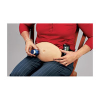 Oefenmodel 'Injectie buik' Diabetes